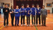 恭賀本校羽球隊參加102學年度教育盃羽球賽榮獲高男乙組團體季軍
