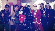 大直高中全體教職員祝大家聖誕快樂!