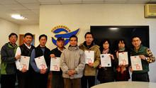 本校參加102年度臺北市中等學校學生科學研究獎助研究計畫及GLCP專案指導老師大合照