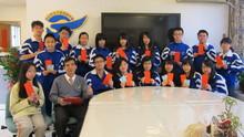賀本校同學TOEIC成績優異,成績860分以上計18人